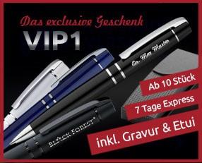Kugelschreiber inclusive Gravur: Express Werbegeschenk