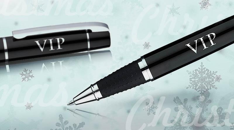Tintenroller Werbegeschenk zu Weihnachten | Dein Pen