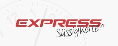 Süssigkeiten und Snacks schnell als EXPRESS mit Logo bedrucken