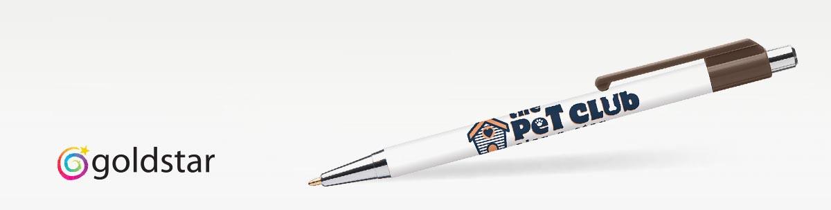 Goldstar Astaire Chrome Kugelschreiber CLA Kugelschreiber
