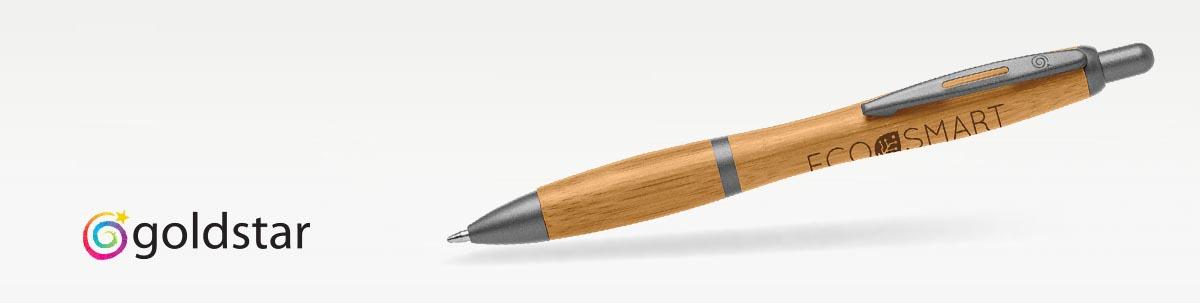 Goldstar Bambus MQF Kugelschreiber