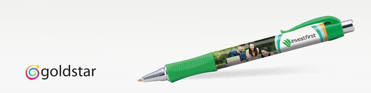 Goldstar Hepburn Chrome Kugelschreiber PHG Kugelschreiber