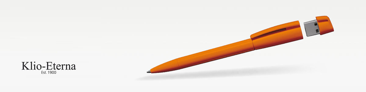 Klio USB-Kugelschreiber TURNUS