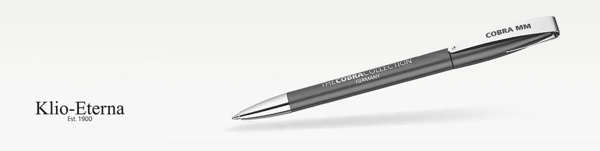 Klio Kugelschreiber COBRA