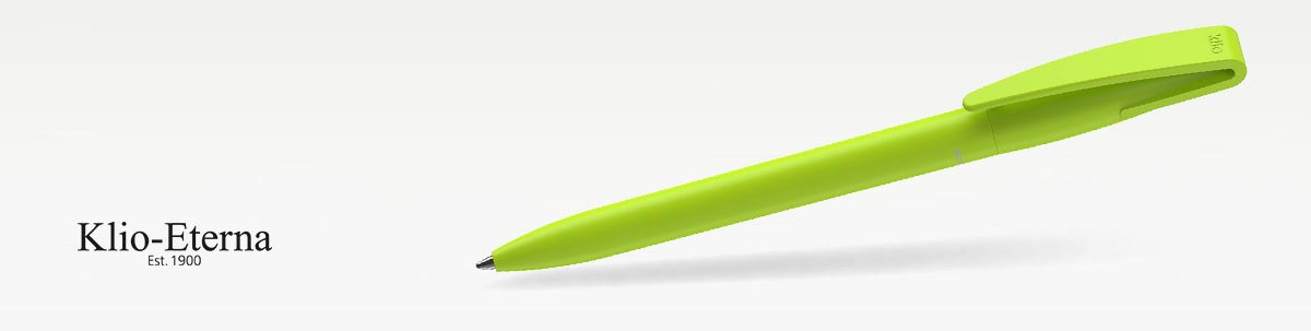 Klio COBRA bio matt Kugelschreiber