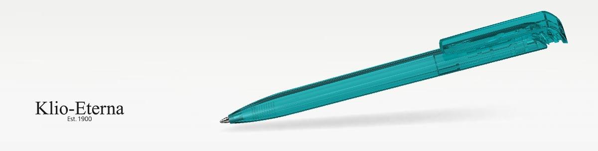 Klio TRIAS transparent Kugelschreiber