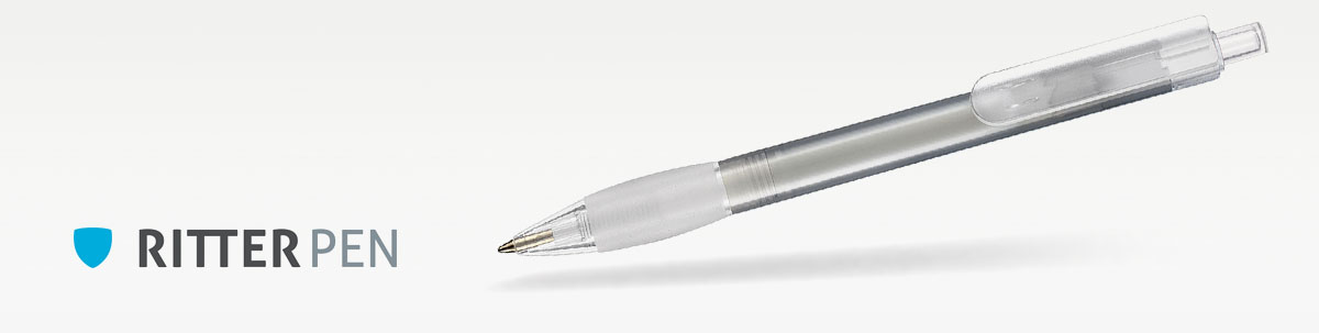 Ritter Pen Diva transparent