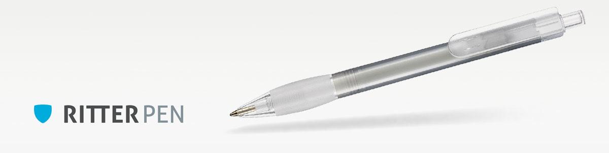 Ritter Pen Diva transparent
