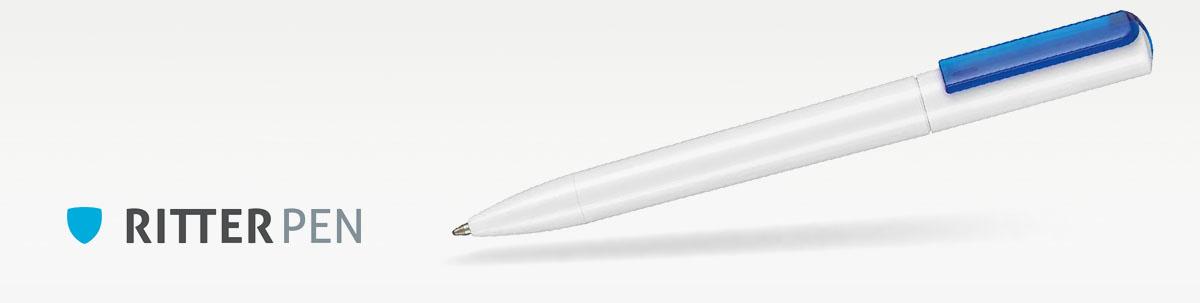 Ritter Pen Split weiss