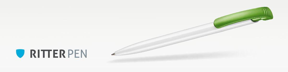 Ritter Pen Clear Shiny Kugelschreiber
