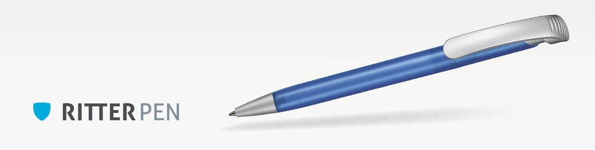 Ritter Pen Helia Silver Kugelschreiber