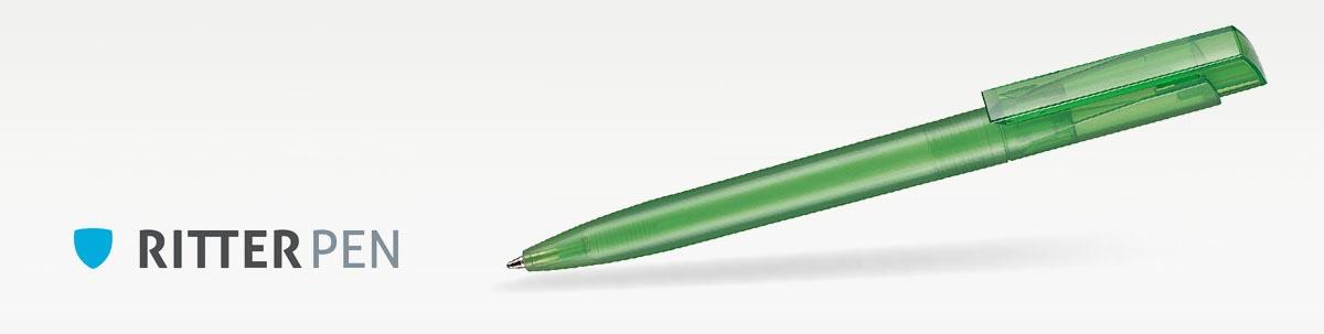 Ritter Pen Fresh Soft Solid Transparent Kugelschreiber
