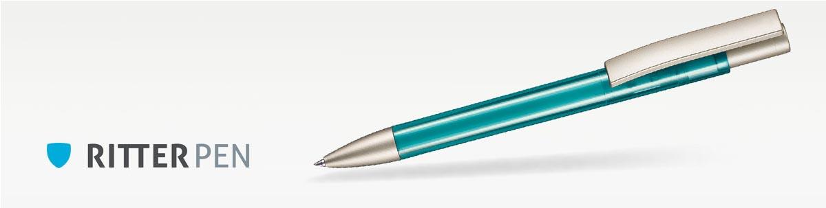 Ritter Pen Stratos Transparent PL Kugelschreiber