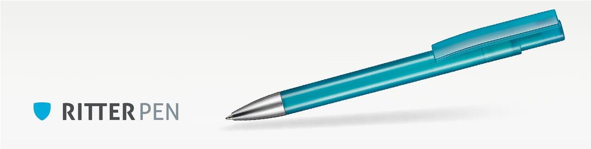 Ritter Pen Stratos Transparent Kugelschreiber