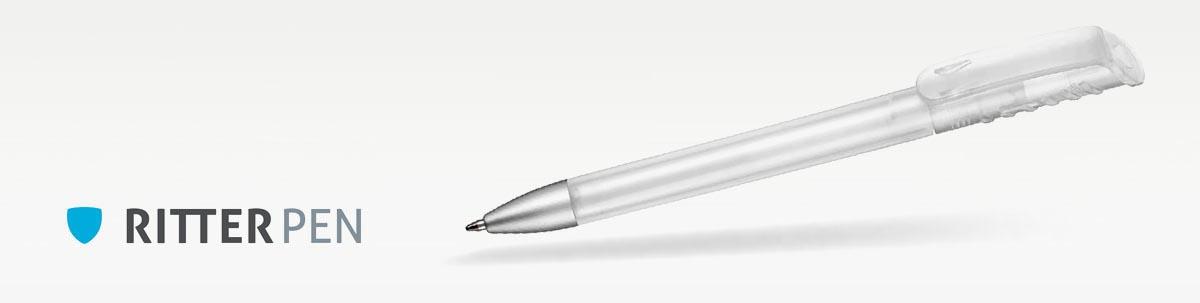 Ritter Pen Top Spin Frozen Kugelschreiber