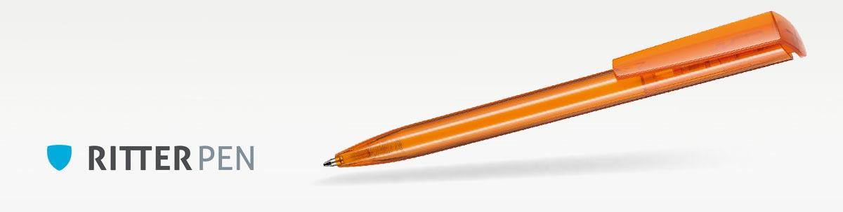Ritter Pen Trigger Transparent Kugelschreiber