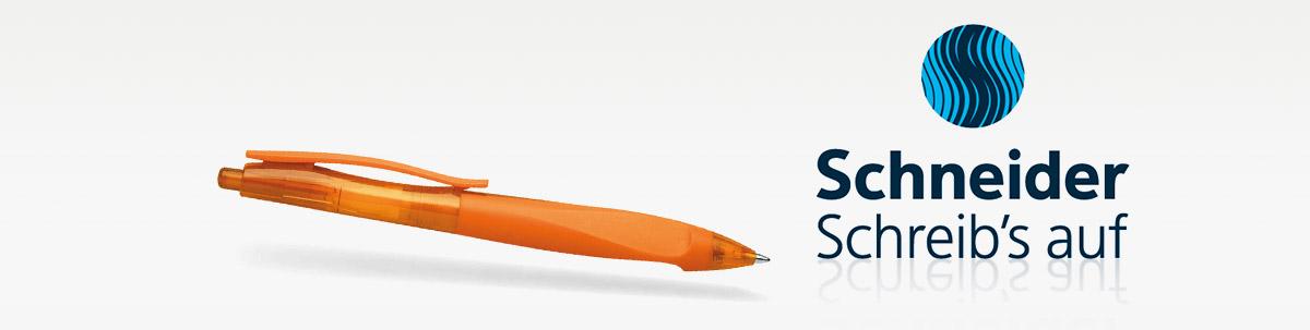 Schneider Pen Promotion