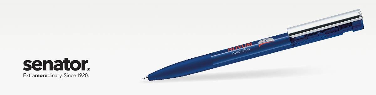 senator Liberty Clear SG MC 3212 Kugelschreiber