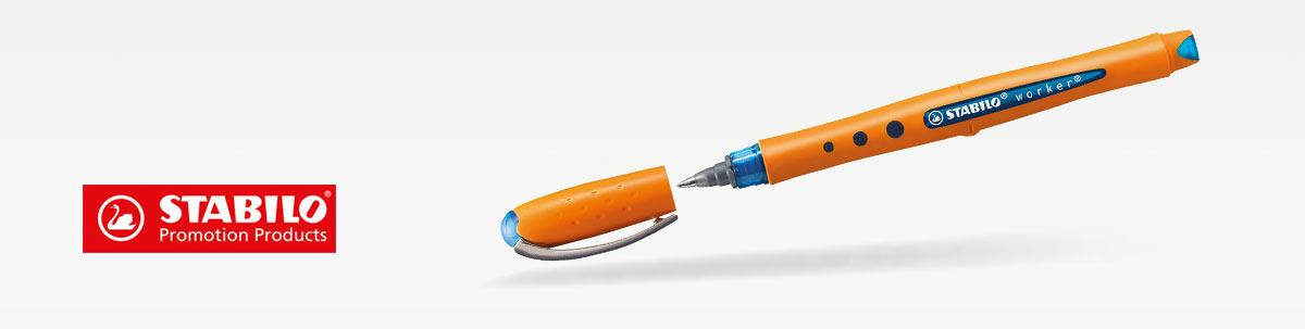 STABILO Tintenroller Werbeartikel