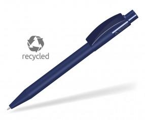 UMA PIXEL RECY 0-0017 Recycling Kugelschreiber blau