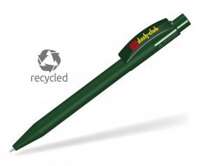 UMA PIXEL RECY 0-0017 Recycling Kugelschreiber grün