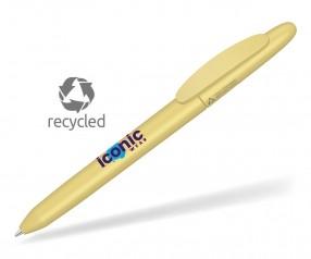 UMA ICONIC RECY 0-0057 recycling Kugelschreiber beige
