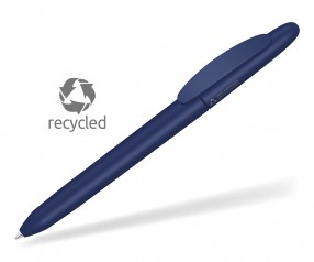 UMA ICONIC RECY 0-0057 recycling Kugelschreiber blau