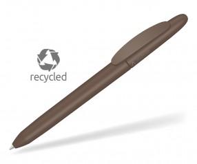 UMA ICONIC RECY 0-0057 recycling Kugelschreiber braun