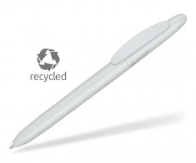 UMA ICONIC RECY 0-0057 recycling Kugelschreiber grau