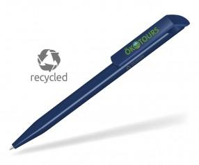 UMA Kugelschreiber POP RECY 0-0071 Recycling blau
