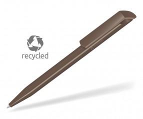 UMA Kugelschreiber POP RECY 0-0071 Recycling braun