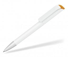 UMA Kugelschreiber EFFECT F SI 0-0086 weiss-karamell