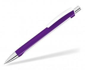 UMA Kugelschreiber WAVE GUM 00119 dunkelviolett