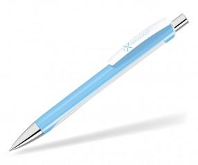 UMA Kugelschreiber WAVE GUM 00119 hellblau