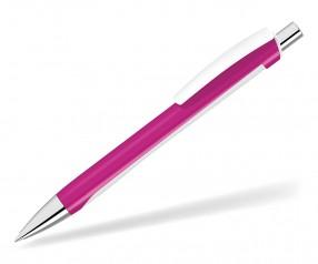 UMA Kugelschreiber WAVE GUM 00119 magenta