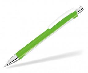 UMA Kugelschreiber WAVE GUM 00119 mittelgrün