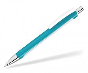 UMA Kugelschreiber WAVE GUM 00119 petrol