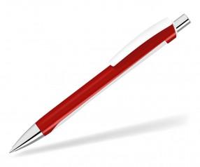 UMA Kugelschreiber WAVE GUM 00119 rot