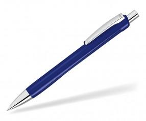 UMA Kugelschreiber WAVE M GUM 00119 dunkelblau