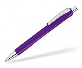 UMA Kugelschreiber WAVE M GUM 00119 dunkelviolett