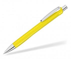 UMA Kugelschreiber WAVE M GUM 00119 gelb