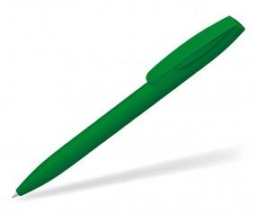 UMA CORAL GUM 00177 gummierter Drehkugelschreiber dunkelgrün