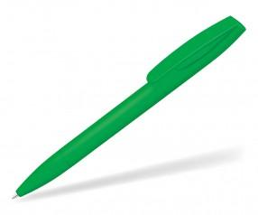 UMA CORAL GUM 00177 gummierter Drehkugelschreiber hellgrün