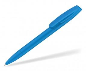 UMA CORAL 00177 matter Drehkugelschreiber hellblau