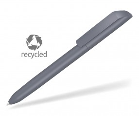 UMA VANE RECY 0-0183 Recycling Werbekugelschreiber anthrazit