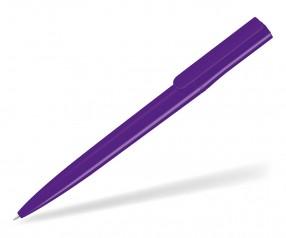 UMA RECYCLED PET PEN SWITCH 02240 Kugelschreiber dunkelviolett