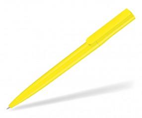 UMA RECYCLED PET PEN SWITCH 02240 Kugelschreiber gelb