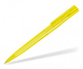 UMA RECYCLED PET PEN SWITCH 02240 T Kugelschreiber transparent gelb