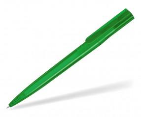 UMA RECYCLED PET PEN SWITCH 02240 T Kugelschreiber transparent gruen