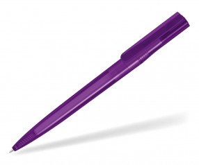 UMA RECYCLED PET PEN SWITCH 02240 T Kugelschreiber transparent violett